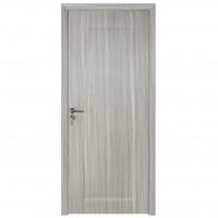 Usa de interior din lemn, BestImp B01-68-N, stanga / dreapta, gri, 203 x 68 cm
