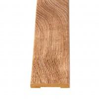 Pervaz pentru usa interior, stejar 3D, 8 x 60 mm, set 3 bucati