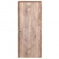 Usa de interior din lemn, Eco Euro Doors Stejar 3D, dreapta, stejar, 202 x 86 cm