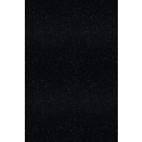 Blat bucatarie Kronodesign K218GGU, PAL, finisaj piatra sclipitoare, negru, 4100 x 600 x 38 mm