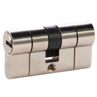 Cilindru siguranta patentat Yale, alama, 5 chei cu amprenta, 30 x 30 mm