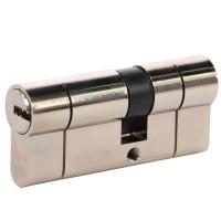 Cilindru siguranta patentat Yale, alama, 5 chei cu amprenta, 30 x 40 mm