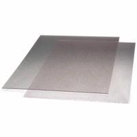 Placa policarbonat solid ST, transparent, 1250 x 1025 x 2 mm