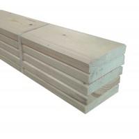 Scandura gard Promobila, lemn molid, 1000 x 112 x 19 mm, 5 bucati