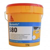 Membrana lichida, Sikalastic 580, alb, 5 kg + Sika Reemat Premium