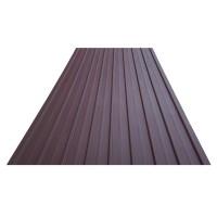 Tabla vopsita cutata maro(RAL 8017W), H10 0,35 x 910 x 2000 mm
