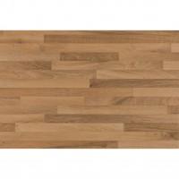 Panou decorativ bucatarie Kronodesign Splashback, PAL, finisaj lemn, walnut / negru perlat, 4100 x 640 x 10 mm