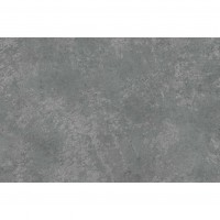 Panou decorativ bucatarie Kronodesign Splashback, PAL, finisaj piatra, negru / gri, 4100 x 640 x 10 mm
