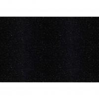 Panou decorativ bucatarie Kronodesign Splashback, PAL, finisaj piatra, alb lucios / negru lucios, 4100 x 640 x 10 mm