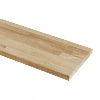 Panou lemn stejar, 1200 x 300 x 18 mm