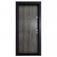 Usa interior metalica Arta Door Clasic PVC, stanga, ash oak, 201 x 88 cm