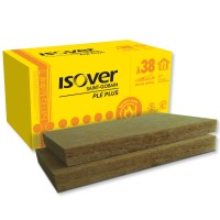 Vata minerala bazaltica Isover PLE Plus 1000 x 600 x 100 mm