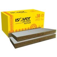 Vata minerala bazaltica Isover PLE Plus caserata cu aluminiu 1000 x 600 x 100 mm