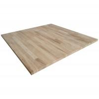 Blat masa Promobila, lemn, finisaj stejar natur, 1000 x 1000 x 28 mm