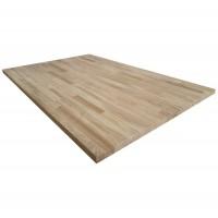 Blat masa Promobila, lemn, finisaj stejar natur, 1200 x 800 x 28 mm
