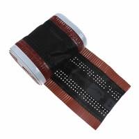 Banda coama Bilka, caramiziu (RAL 8004), 5000 x 230 mm