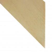 Rigla rindeluita lemn balsa 1000 x 20 x 5 mm