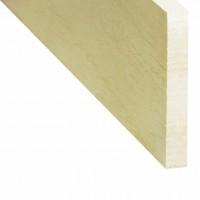 Rigla rindeluita lemn balsa 1000 x 100 x 15 mm
