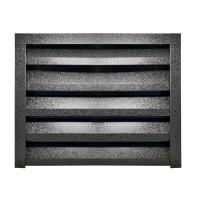 Panou gard jaluzea Atlas 1545 x 2000 x 115 x 0.5 mm, tabla otel zincat, RAL 9005