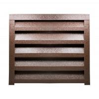 Panou gard jaluzea Atlas 1545 x 2000 x 115 x 0.5 mm, tabla otel zincat, RAL 8017
