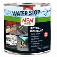 Solutie pentru hidroizolatie Bostik Water Stop, silani, 1 kg