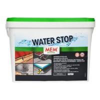 Solutie pentru hidroizolatie Bostik Mem Water Stop, silani, 14 kg