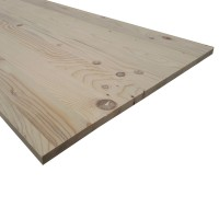 Panou lemn molid Promobila, calitate B, 1200 x 500 x 18 mm
