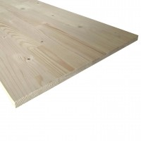 Panou lemn molid Promobila, calitate A, 2000 x 400 x 18 mm