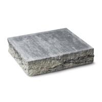 Capac stalp Avangard, beton, antracit, 310 x 360 x 80 mm