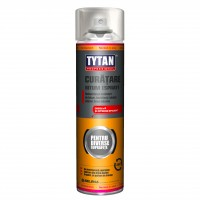 Spray curatare bitum si folie termopan, Tytan Professional,  400 ml