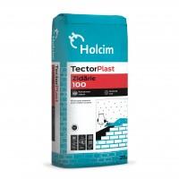 Mortar pentru zidarie Holcim TectorPlast 100, gri, interior / exterior, 20kg