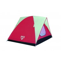 Cort camping, 2 persoane, Bestway Woodlands 67376, poliester,  200 x 140 x 110 cm