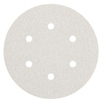 Disc abraziv cu autofixare, pentru lemn /vopsea / lac / chit, Klingspor PS 73 BWK, 150 mm, granulatie 220