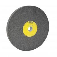 Piatra abraziva pentru slefuit metale, Carbochim, 300 x 32 x 32 mm