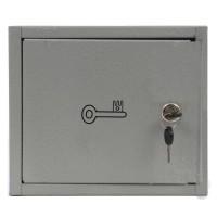 Caseta pentru chei Polo, tabla zincata, bronz / argint, 16 locuri pentru chei