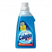 Gel anticalcar Calgon 2 in 1 Protect & Clean pentru masina de spalat, 750 ml