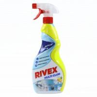Clor inalbitor pentru rufe Rivex Spray, parfum de lamaie, 750 ml