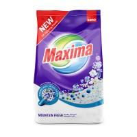Detergent rufe, automat, Sano Maxima Mountain Fresh, 4 kg