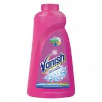 Solutie pentru indepartat pete, Vanish Pink, 1L