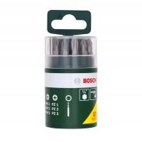 Set 10 accesorii pentru insurubare, Bosch, 2607019454