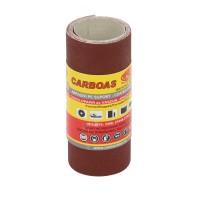 Rola panza abraziva pentru lemn, metale, constructii, Carbochim PESK, granulatie 120, rola 1 m x 120 mm