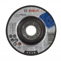 Disc degrosare cu degajare, Bosch Expert for Metal, 115 x 22.23 x 6 mm