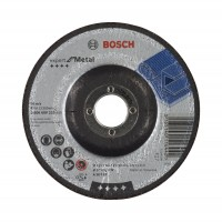 Disc degrosare cu degajare, Bosch Expert for Metal, 125 x 22.23 x 6 mm