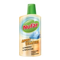 Apret pentru rufe Nufar, parfum proaspat, 0.5 L