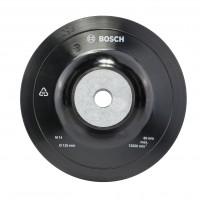 Suport pentru disc abraziv, Bosch 1608601033, 125 mm