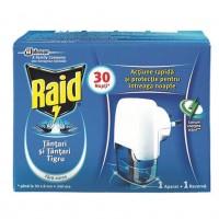 Aparat electric Raid cu rezerva lichida 21 ml