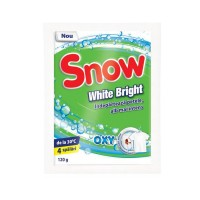 Puda Snow White Bright, 120 g