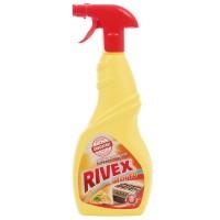 Degresant lichid pentru aragaz si cuptor Rivex Forte, aroma lamaie, 750 ml