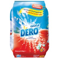 Detergent rufe, manual, Dero Ozon+, 20 kg