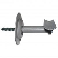 Suport reglabil mana curenta 203180, metal, vopsit gri, 100 mm